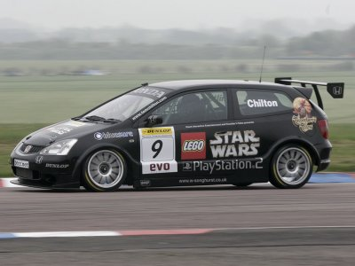 Tom Chilton. 2005 Thruxton  (© PSP Images)